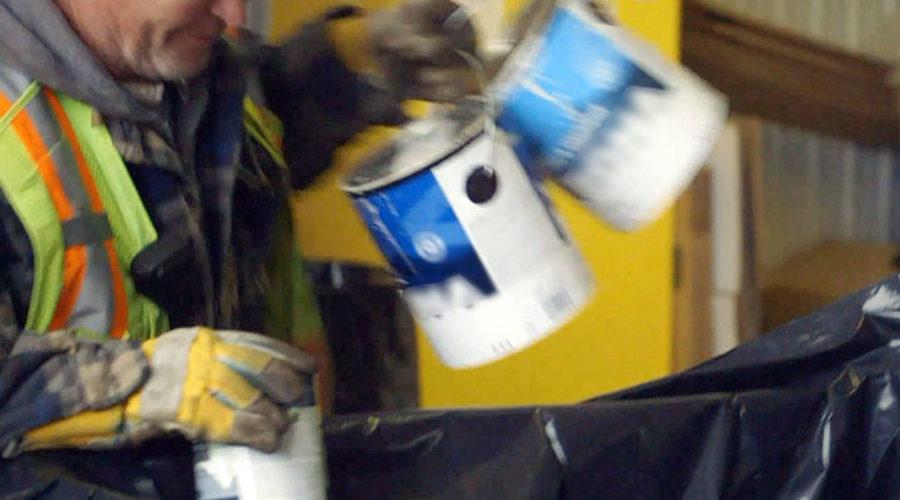 New spring newsletter focuses on proper disposal of household hazardous waste