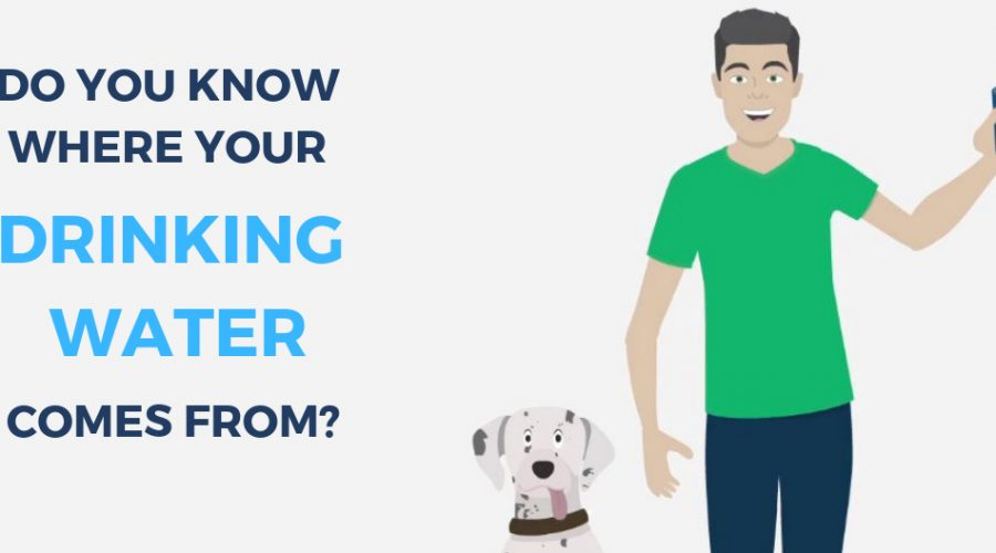 Do you know where your drinking water comes from? New animated video explains