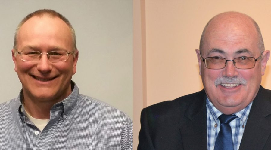 Two new municipal reps join committee